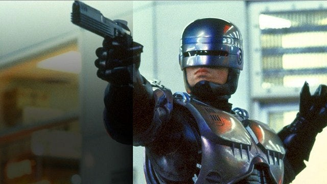 Rebooted RoboCop script reveals Alex Murphy is now a Transformer