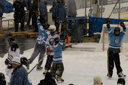 Our On-Site Report From The Ice Bowl
