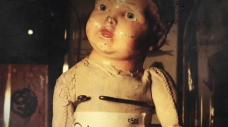 Thomas Edison's Talking Dolls Sound Like They're Possessed By Satan
