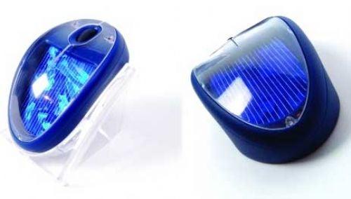 Sole Mio Concept Mouse Recharges via Sunlight