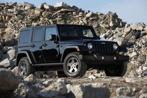 Treyarch Explains The Call of Duty Jeep Wrangler Due Out Next Month