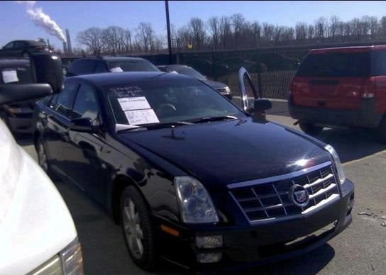 From Totaled to Daily Driver: The Journey of My Cadillac