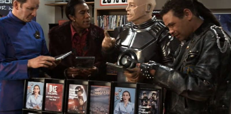 Red Dwarf Smegs Up Its Comeback
