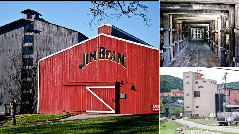 9 Classic Distilleries That Crank Out America's Favorite Liquor
