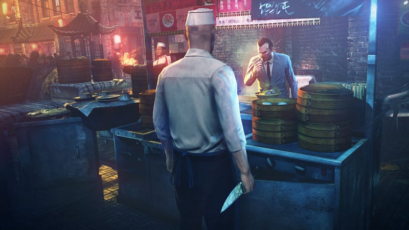 Hitman's Next Target Appears to be Assassin's Creed