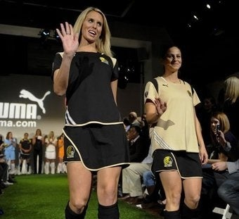 Soccer Fashion Shows Are Fabulous!