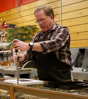 How Do I Sharpen a Kitchen Knife