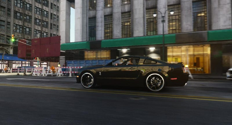 The Guy Who Made GTA IV Look This Gorgeous Is Hard At Work on Modding Skyrim
