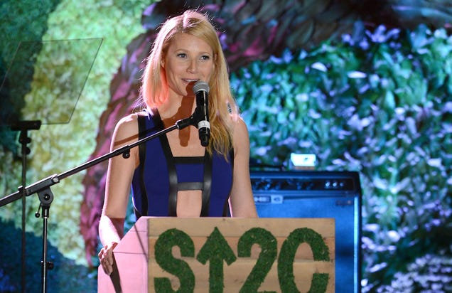 Gwyneth Paltrow Is Reportedly Converting to Judaism
