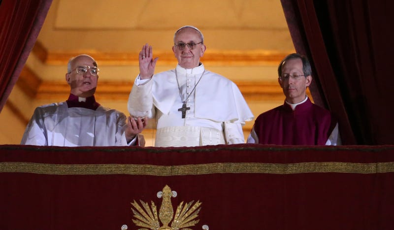 Pope Francis I Gave Up His Limo And Rode The Bus In Argentina