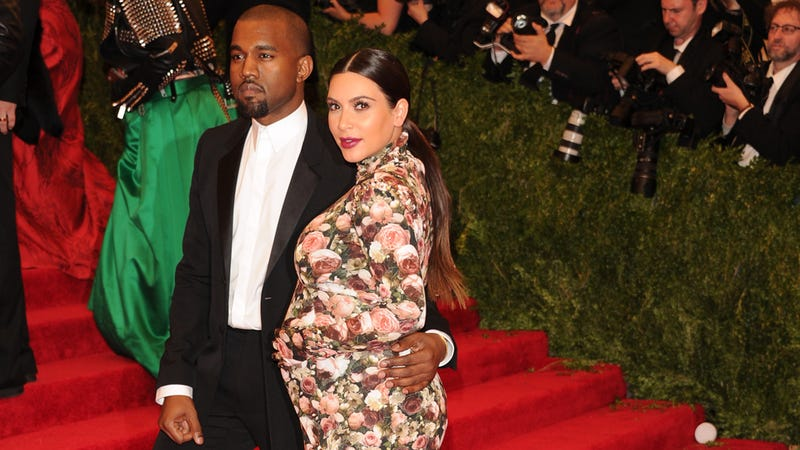 Kanye West Has a Baby Penis and Kim Kardashian Is Having a Baby Girl