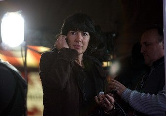 Christiane Amanpour To Go It Alone On New CNN Show