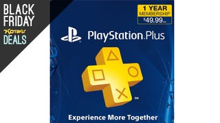 Playstation Plus One Year Membership For $22 [Updated]