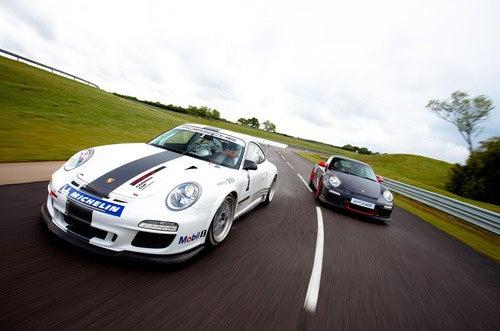 Porsche 911 GT3 Cup To The RScue