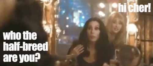 Cher, Christina Aguilera And Clichés Revealed In Burlesque