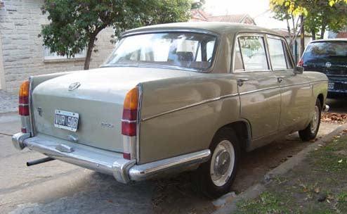 1966 Magnette 1622