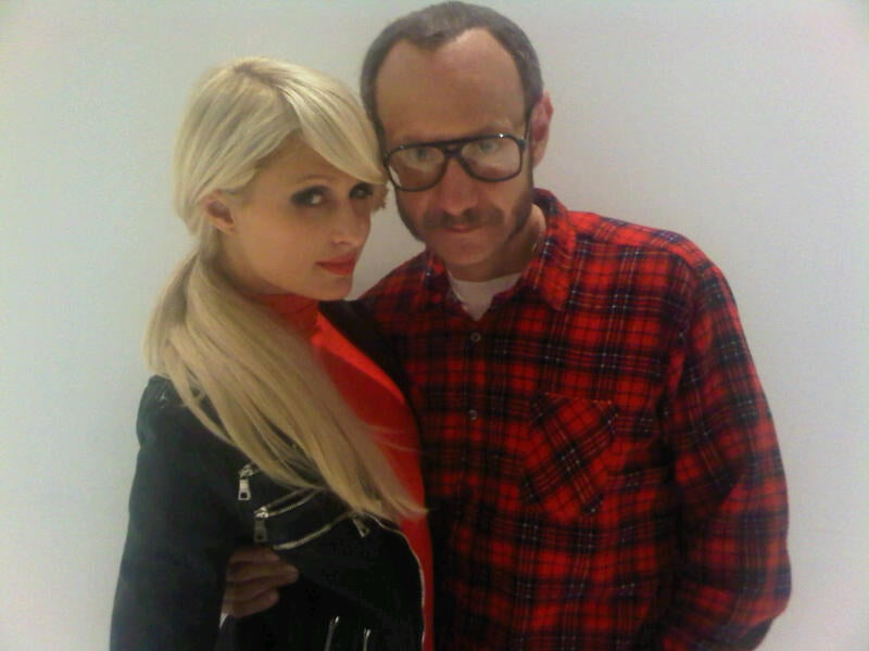 Terry Richardson Shot Paris Hilton For A Vogue Cover