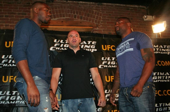 "A Paranoid Rampage Jackson Says Jon ""Bones"" Jones Has Spies In His Camp"