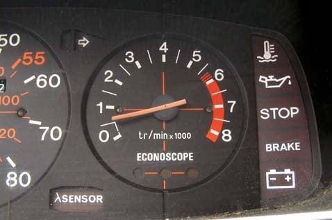Save Gas The French Way: Econoscope!