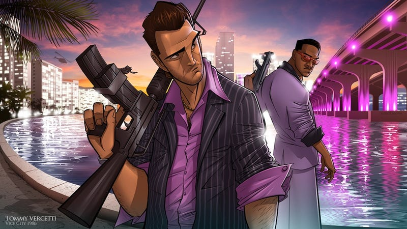 Caliente! Three Unreleased Tracks From Vice City Emerge