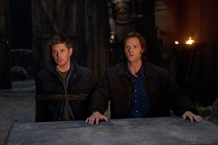 """Supernatural 7x04, """"Defending Your Life"""" Pictures"""