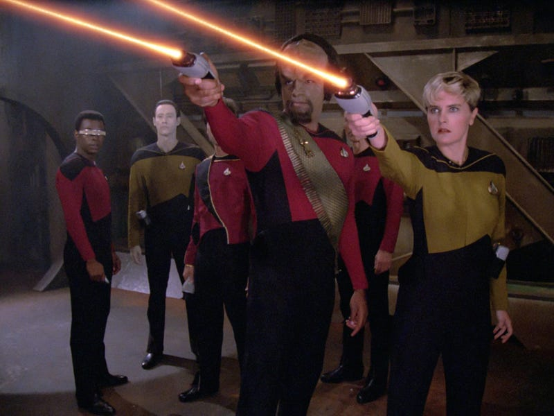 """The One Thing About Geordi That LeVar Burton Wishes Star Trek Had Explored: """"His Sexuality"""""""