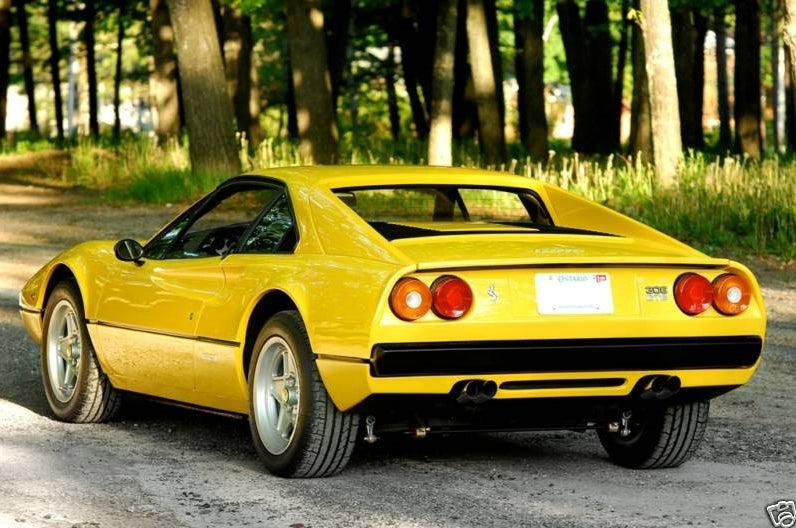 1979 Ferrari 308 GTB Gallery