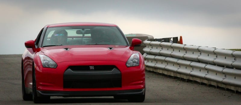 Switzer P800 Nissan GT-R: First Drive