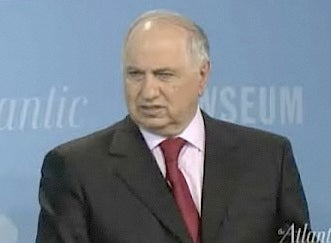 Iraq War Fraud Ahmed Chalabi Is Back in Washington
