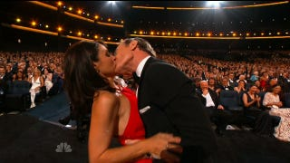 Julia Louis-Dreyfus and Bryan Cranston Make Out Like Horny Teenagers