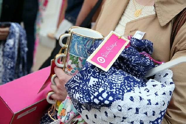 People Went Crazy For Target's Lilly Pulitzer Line This Morning