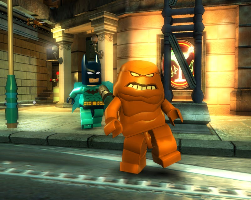 Nightwing, Bane And Clayface Revealed For LEGO Batman