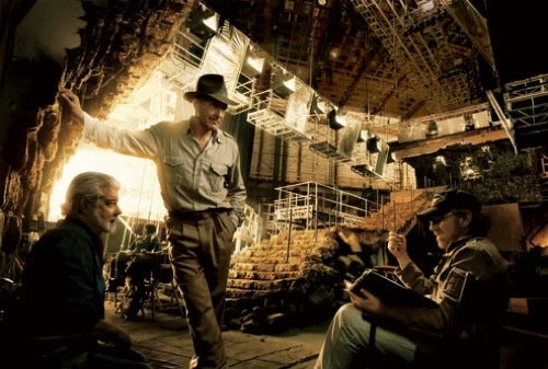 George Lucas Explains Why You'll Hate Indy IV