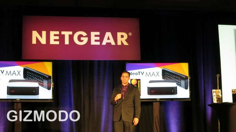 Netgear's New NeoTV Enlists in the Growing Google TV Army