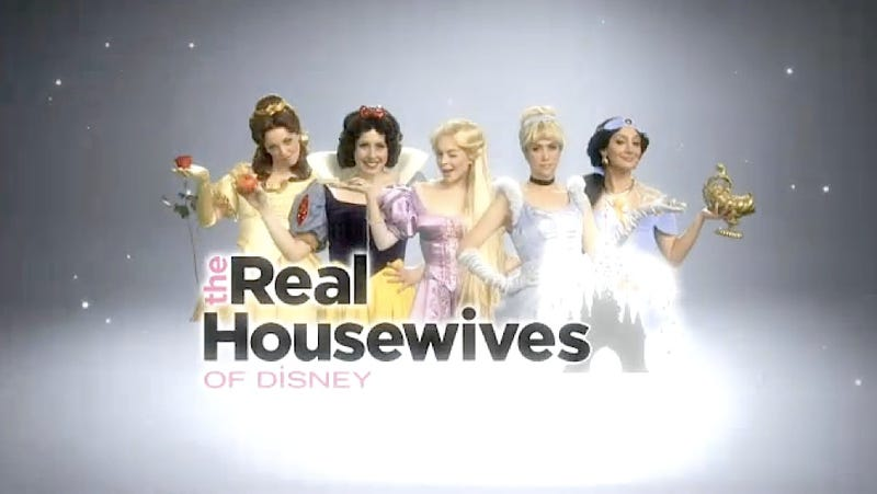 The Real Housewives of Disney Will Ruin Your Childhood