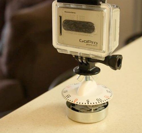 Ding! Use A Kitchen Timer For Panning Time Lapse Video