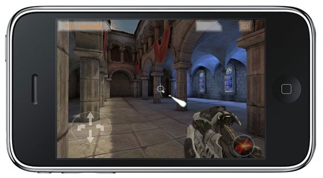 Hands-On With Unreal Engine On The iPhone, Nvidia Tegra