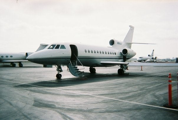 Bertram Capital borrows Benchmark jet for Cabo San Lucas trip