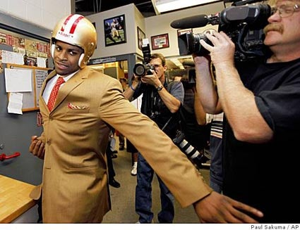 OK, Just How Did Michael Crabtree Slip To No. 10 In The Draft?