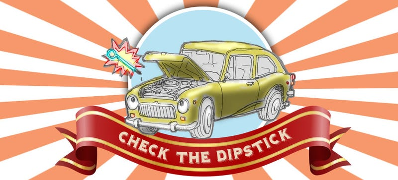 Check The Dipstick: Should You Correct Someone About Their Own Car?