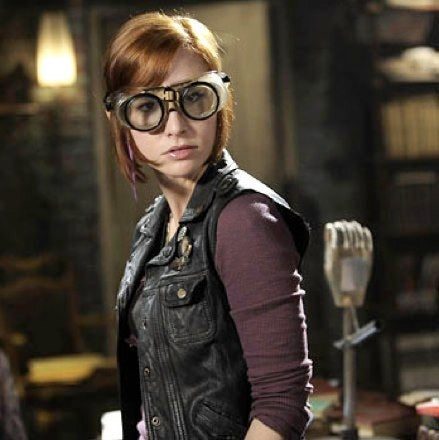 Warehouse 13's Allison Scagliotti on finding love and joining Syfy's nerd family
