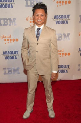 Gay-Loving Guys & Dolls Wore Their Finest To The GLAAD Awards