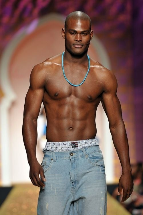 Baby Phat: Short, Shiny, Cropped, Ripped… And Man-Candy, Too