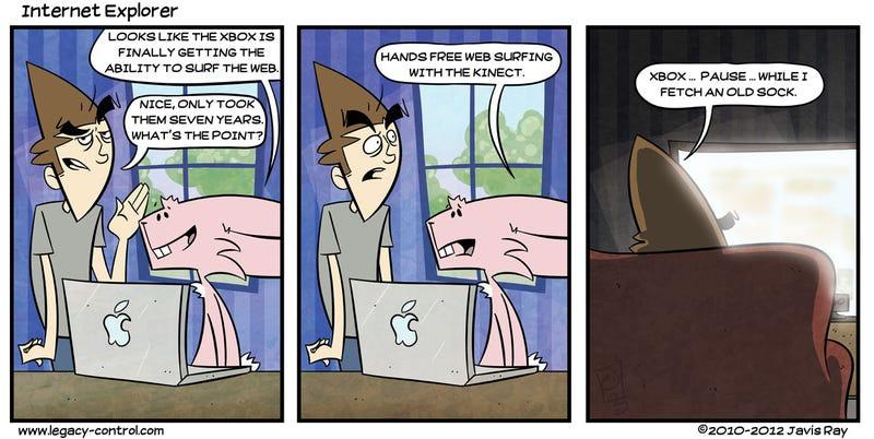 Sunday Comics: Simple Math