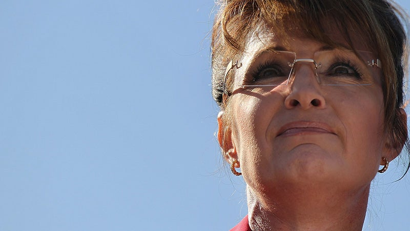 Did Sarah Palin Carry Out the Biggest Hoax in American Political History?