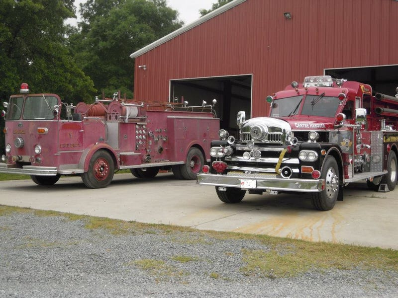 1965 Crown Firecoach: Belts, Hoses and Fluids