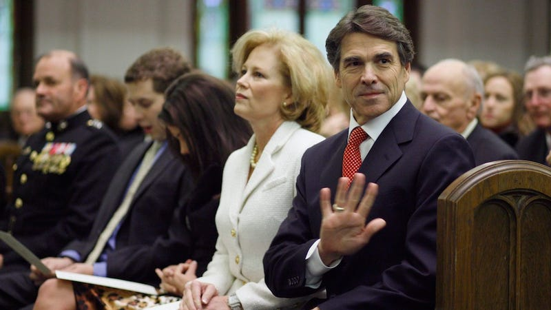 America's Jerkiest Sheriff to Endorse Rick Perry