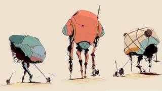 Nice Paintjob, Robots!
