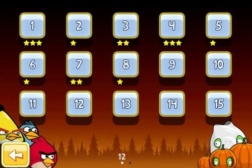 A Visual Guide To Angry Birds: Halloween Special Edition