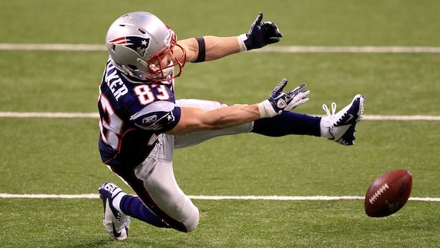 Math Says If Wes Welker Catches That Ball, The Patriots Win